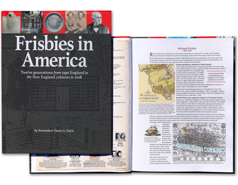 Frisbies in America