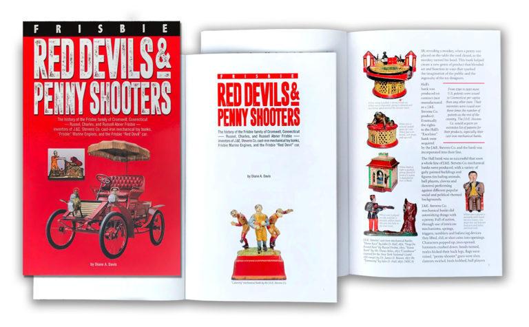 Red Devils & Penny Shooters book