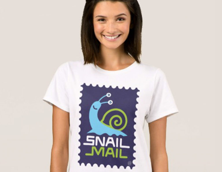 Snail Mail tee