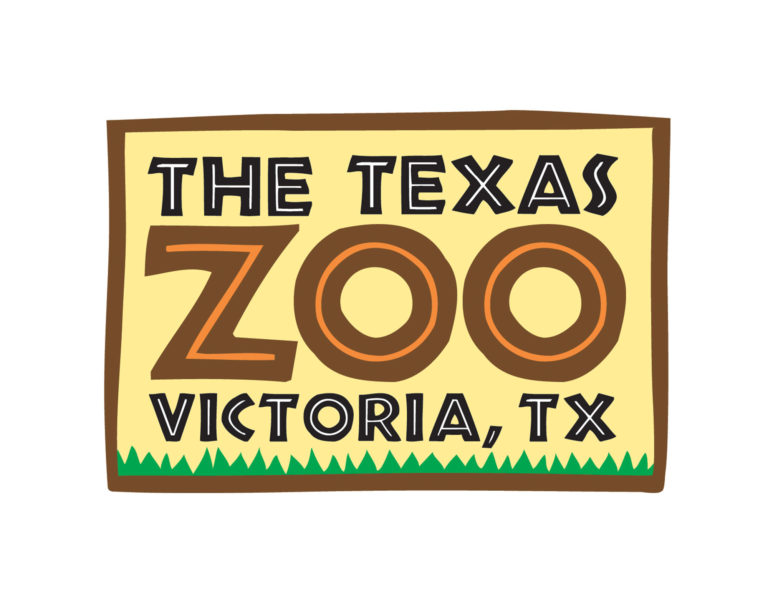 The Texas Zoo logo